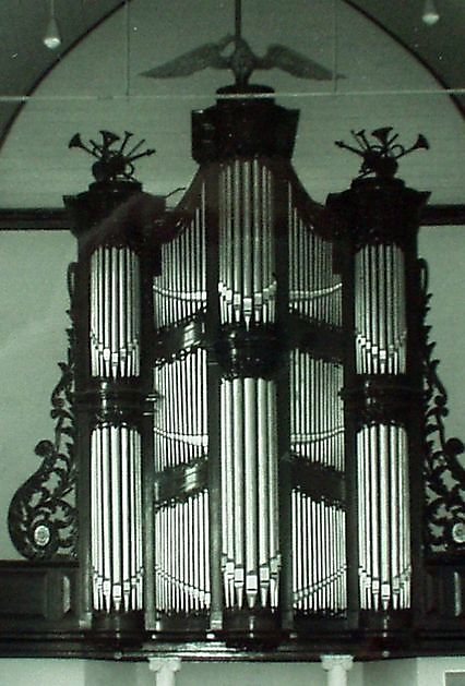 Orgel - Dorpsbelangen Beerta