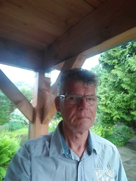 Tonnie Jurjens bestuurslid - Dorpsbelangen Beerta
